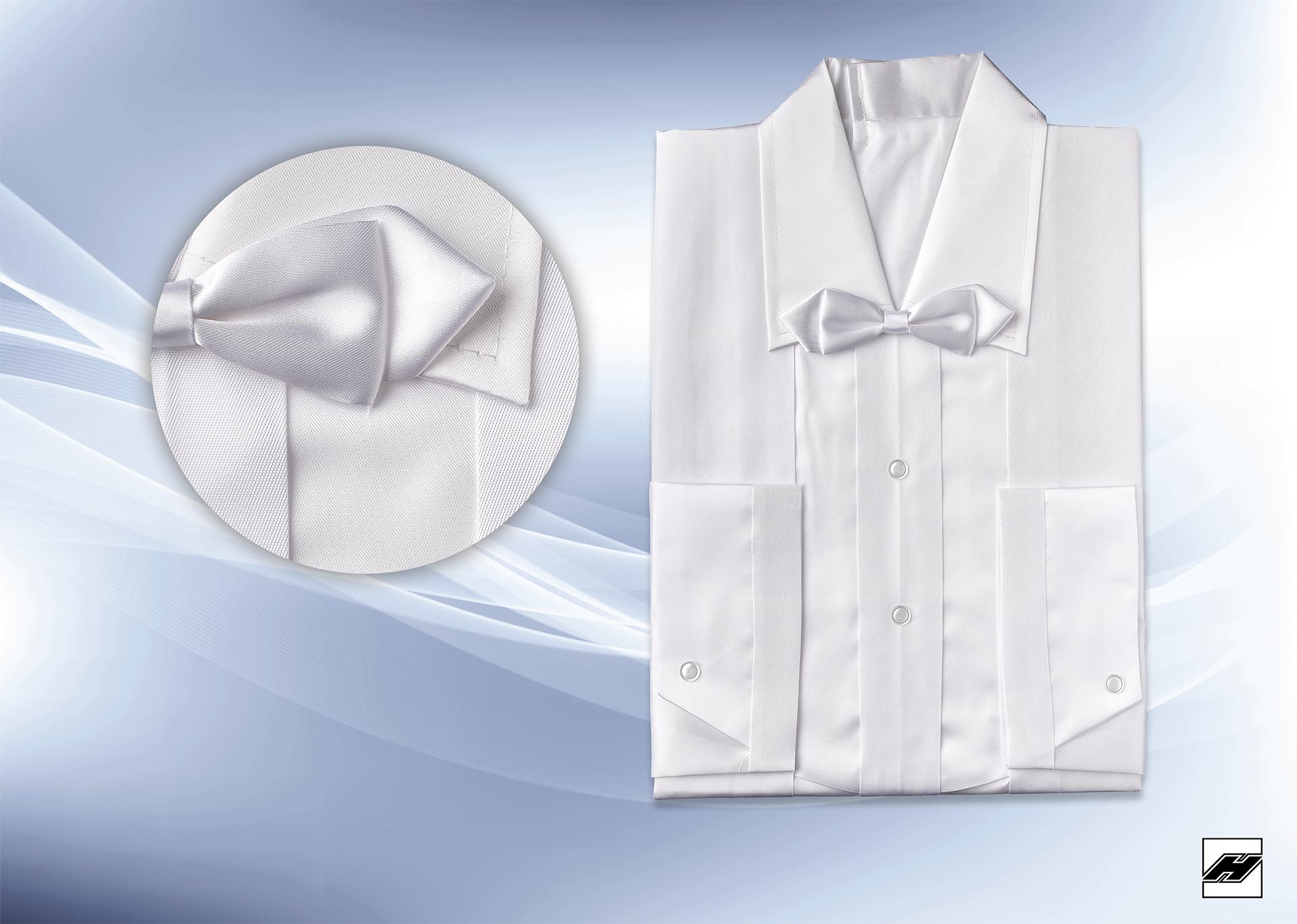 Herrenhemd 102 KS weiß